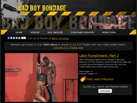 Welcome to Bad Boy Bondage
