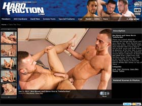 Welcome to Hard Friction - hot and sticky gay boys!