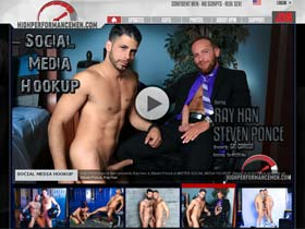 Welcome to High Performance Men - XXX Gay Porn