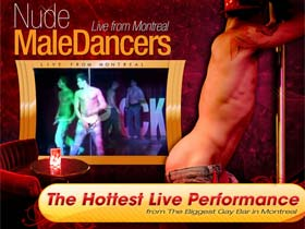 Welcome to Nude Male Dancers - live feed of the best nude male dancers and strippers!