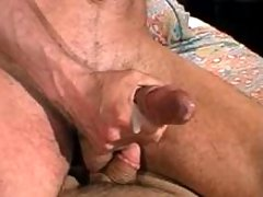 Twink screams from tight anal screw
