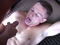 Nice Looking Tommy D Loves To Jerk Off & Show His Cumshot