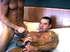 Dak is a dark haired, hairy stud that loves being sexual...