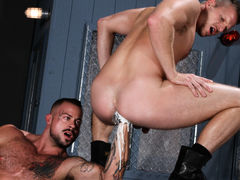 Sean Duran Fists Brian Bonds, Scene #01